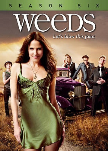 Weeds-Season-6-Region-1-DVD-New-Free-Shipping