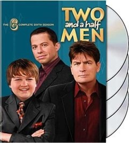 Two-and-a-Half-Men-The-Complete-Sixth-Season-Region-1-DVD-New