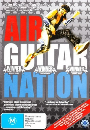 Air-Guitar-Nation-Region-4-DVD-New-Free-Shipping