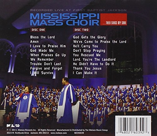 Indexbild 2 - ..Then Sings My Soul by Mississippi Mass Choir