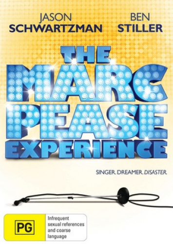 The-Marc-Pease-Experience-Region-4-DVD-New-Free-Shipping