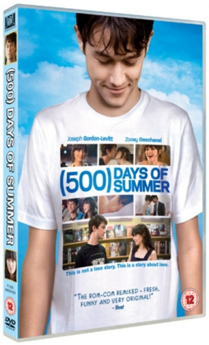 500-Days-of-Summer-Region-2-DVD-New-Free-Shipping
