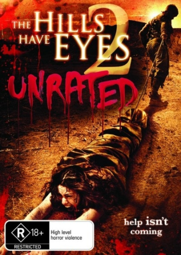 The-Hills-Have-Eyes-2-Unrated-Region-4-DVD-New-Free-Shipping