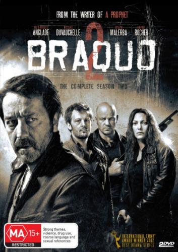 Braquo-Season-2-Region-4-DVD-New-Free-Shipping