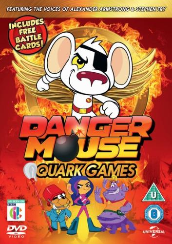 Danger-Mouse-Quark-Games-Region-2-DVD-New-Free-Shipping