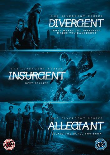 The-Divergent-Series-Divergent-Insurgent-Allegiant-Region-4-DVD-New