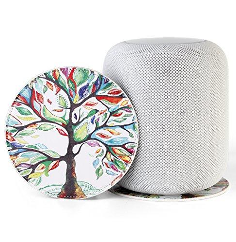 luckytree-Exact-Design-Coaster-For-HomePod-Lucky-Tree-Poetic-Huge-Saving