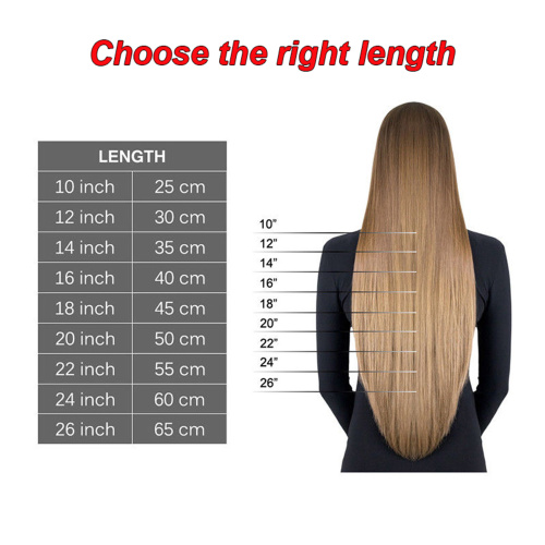 S-noilite-15-60cm-Clip-in-Human-Hair-Extensions-100-Silky-Straight-Human-Remy thumbnail 6