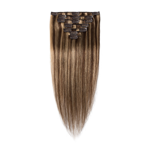 S-noilite-15-60cm-Clip-in-Human-Hair-Extensions-100-Silky-Straight-Human-Remy thumbnail 2
